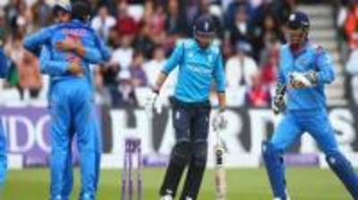News video: England batting like 'chumps' vs India